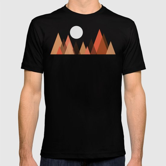 From the edge of the mountains T-shirt