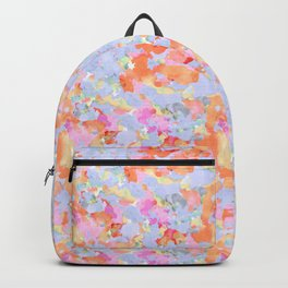 Floral abstract Backpack