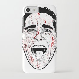 Mr Bateman iPhone Case