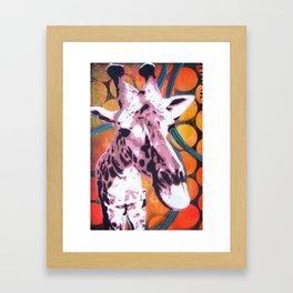 Your Other Half Framed Art Print