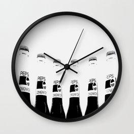 pepsi Wall Clock