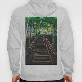 Stairs of Summer and Adventure Hoody