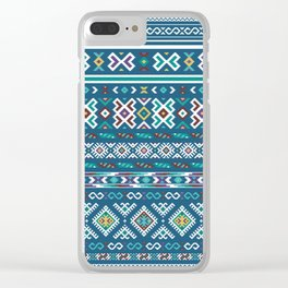 Winter story Clear iPhone Case