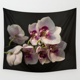 Orchid Branch Wall Tapestry