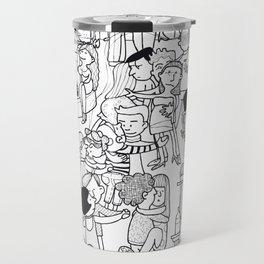 Milonga Travel Mug