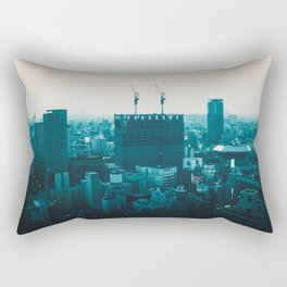 Osaka morning Rectangular Pillow