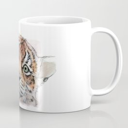 Tiger Cub 887 Coffee Mug