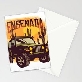Ensenada Mexico Stationery Cards