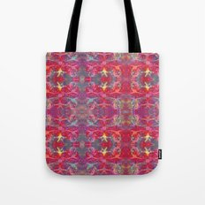 Sirena on fire. Tote Bag