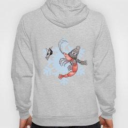 Frozen Shrimp Hoody