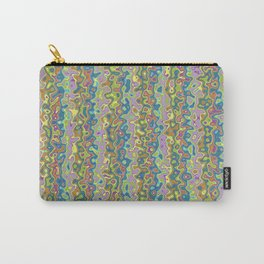 Primal-Jardin colorway Carry-All Pouch