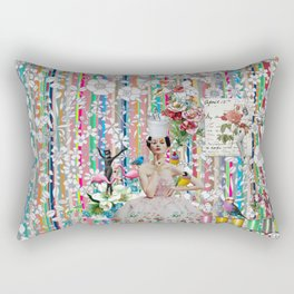 Dear Liza Rectangular Pillow