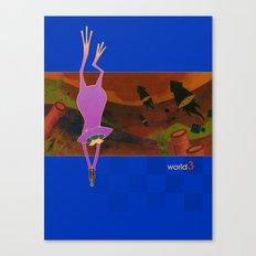 world3 Canvas Print