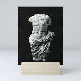 Greek God  Mini Art Print