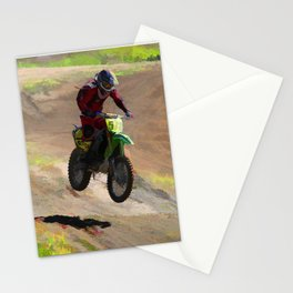 Motocross Moguls Stationery Cards