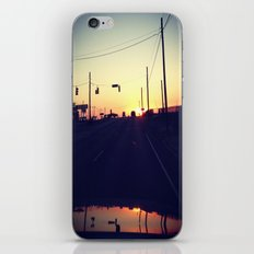 And We're Off iPhone & iPod Skin