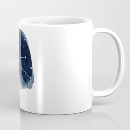 Zodiac Star Constellation - Taurus Coffee Mug