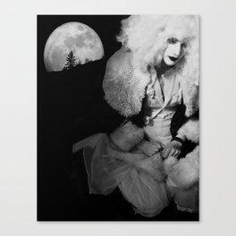 The Beast Won't Go To Sleep Canvas Print