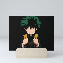 Deku My Hero Academia Mini Art Print