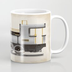 Locomotive Mug