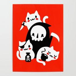 Death's Little Helpers Poster