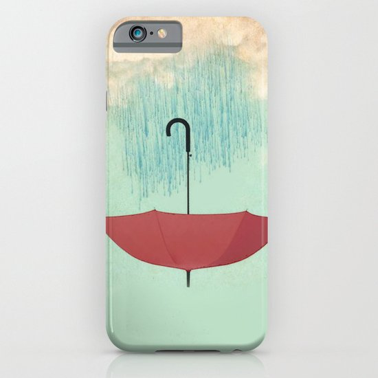 Saving the Rain iPhone & iPod Case