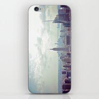 nyc iPhone & iPod Skins featuring NYC by Shilpa