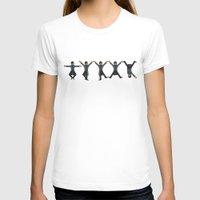 conan T-shirts featuring Dancing Sherlock by Doodle Dojo