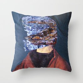 IL ROMANTICO SOMMERSO #2 Throw Pillow