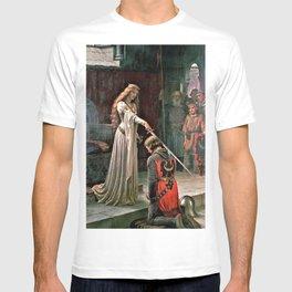 12,000pixel-500dpi - Edmund Blair Leighton - Accolade - Edmund Blair Leighton T-shirt
