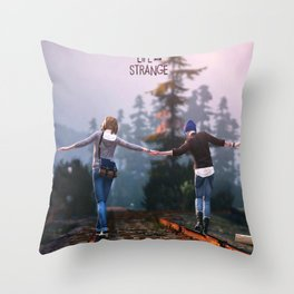 Life is strange 2 Throw Pillow