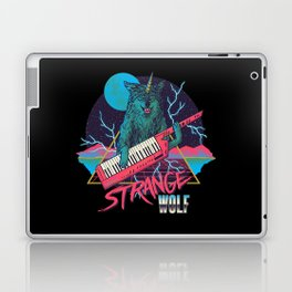 Strange Wolf Laptop & iPad Skin
