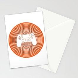 Level 10 Komplett Gamer Geburtstags Controller Stationery Cards
