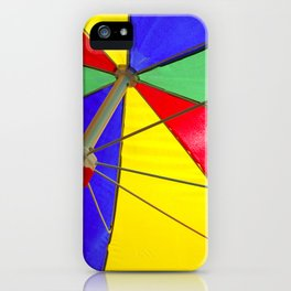 Colorful Sunshade iPhone Case