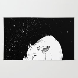 Edge of the universe: Warthog Rug