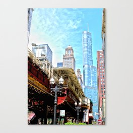 SurReal Life Canvas Print