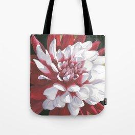 Resplendent - Dahlia Tote Bag