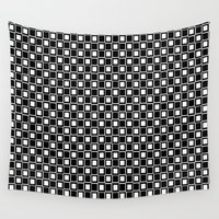 graphic design Wall Tapestries featuring Graphic Design by ArtSchool