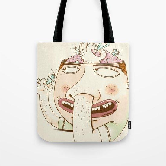 Diggin' for Diamonds Tote Bag