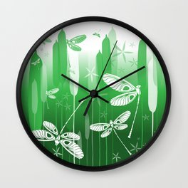 CN DRAGONFLY 1021 Wall Clock