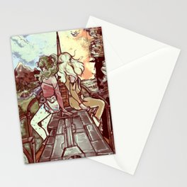 Look towards the Horizon Stationery Cards