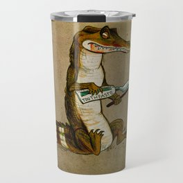 Caiman Travel Mug
