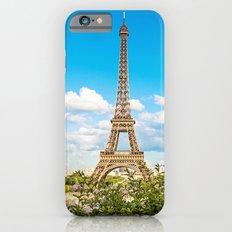 Cloud 9 - Eiffel Tower Slim Case iPhone 6s