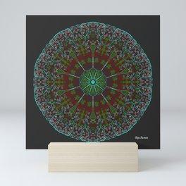 Cluster Mini Art Print