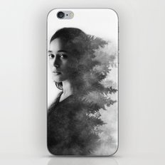 Alycia Debnam-Carey iPhone & iPod Skin