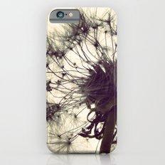 Dandelion Silhouette  Slim Case iPhone 6s