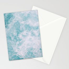 troubled water 5 Stationery Cards