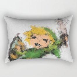 The Link Rectangular Pillow