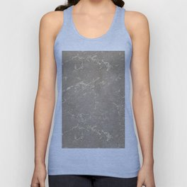 Coral Marble Gold Mine Unisex Tank Top