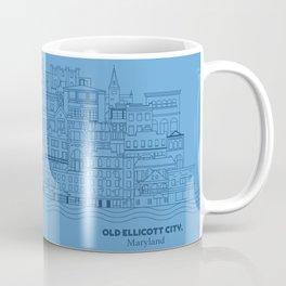 Old Ellicott City Coffee Mug